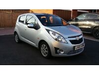 2011 Chevrolet Spark 1.0 LS 5dr low tax £30.00