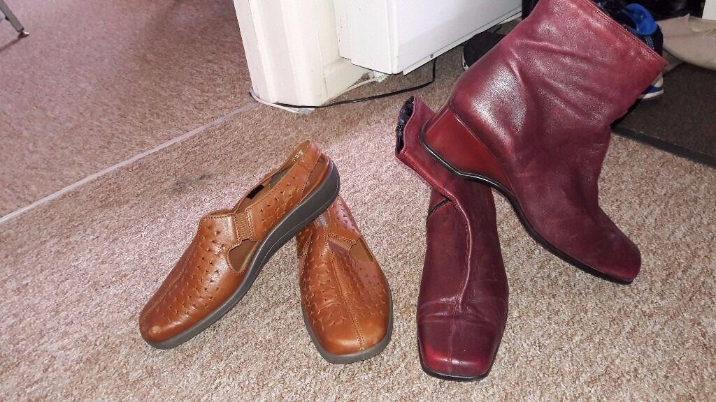 2 Pairs Of Shoes In Saltash Cornwall Gumtree