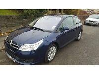Citreon C4 2007 1.6HDI VTR+ EGS