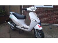 Motorini XP50 moped (spares/repairs)