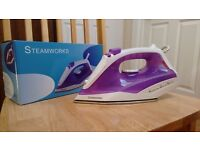 Steam Iron on Sale - Pick up between 24-26 May'17
