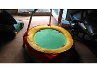 Baby/toddler trampoline