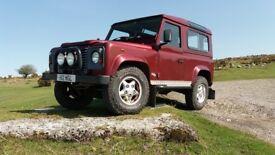 Land Rover Defender 90 Td5 For Sale