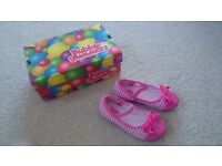 Size 7 toddler brand new bubble gummers