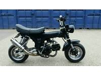 Honda st dax replica monkey bike