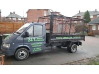 24/7 Waste removals /rubbish/house clearance