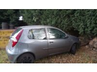 Fiat Punto 1.2 3 door head gasket gone £150.00 ono