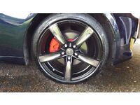 """18"""" Rims and tyres for sale"""