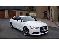 2012 Audi A6 2.0 tdi se black styled FINANCE AVAILABLE