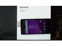 Sony XPERIA Z3 Compact excelent condition refurb on warranty by SONY