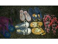 Job lot of shoes - 7 in total