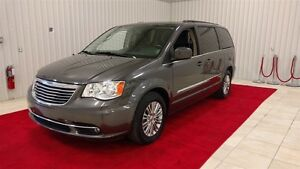 2016 Chrysler Town & Country Touring-L+CUIR+DVD 2 ÉCRANS+BLUETOO