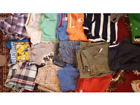 boys clothes bundle age 9-10 from next etc