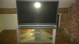 "SONY BRAVIA LCD Projection 50"" TV KDF-E50A12U"