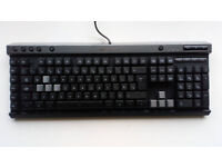 Corsair Keyboard, Mouse, and Pad bundle - all mint condition in boxes, perfect for gaming!