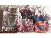 Baby Girls Bundle of Clothes Size 6-9Months (25Items Mostly Next)