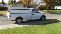 GARBAGE REMOVAL WITH 1/2 TON TRUCK  306-227-4345
