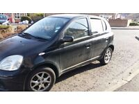 Good Condition Toyota Yaris - Low Mileage