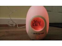 Grobag Egg - Baby room thermometer