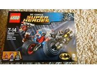 "NEW Lego Batman - ""Gotham City Cycle Chase"""