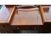 Retro/vintage rosewood dressing table.