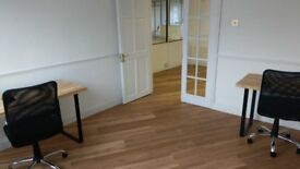 New Serviced offices to rent in Ilford -£199 per desk/month