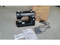 Toyota Jet Black Sewing Machine JB224 RS