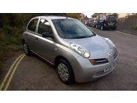 NISSAN MICRA 1.2, NEW MOT, NICE AND TIDY, INSIDE AND OUT