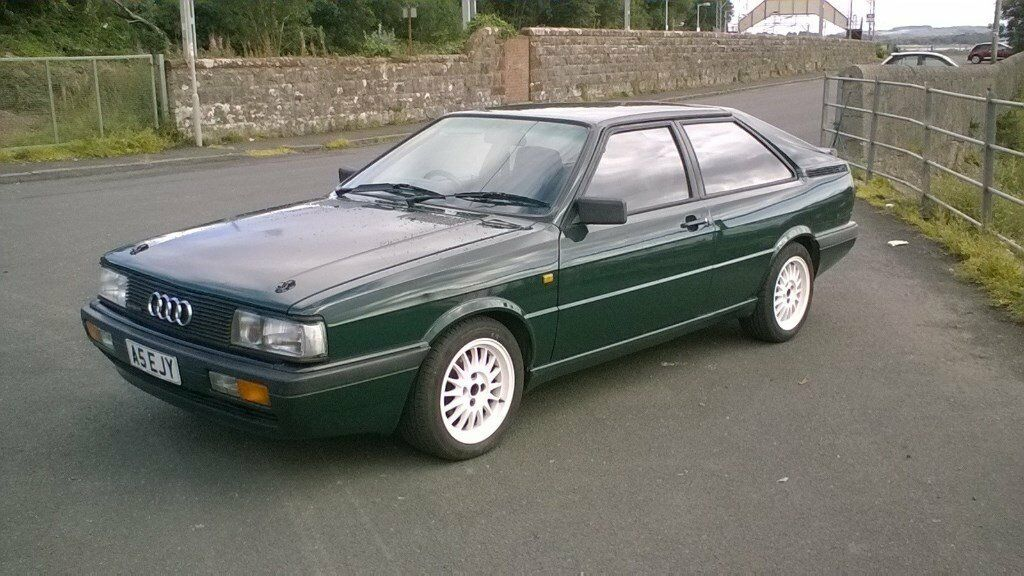 Audi,coupe,quattro,B2,type 85,clic,car,4x4,track,race,4wd,80's ...