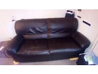 FREE 3 seater sofa. Collect Braintree