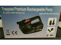 Rechargeable Pump