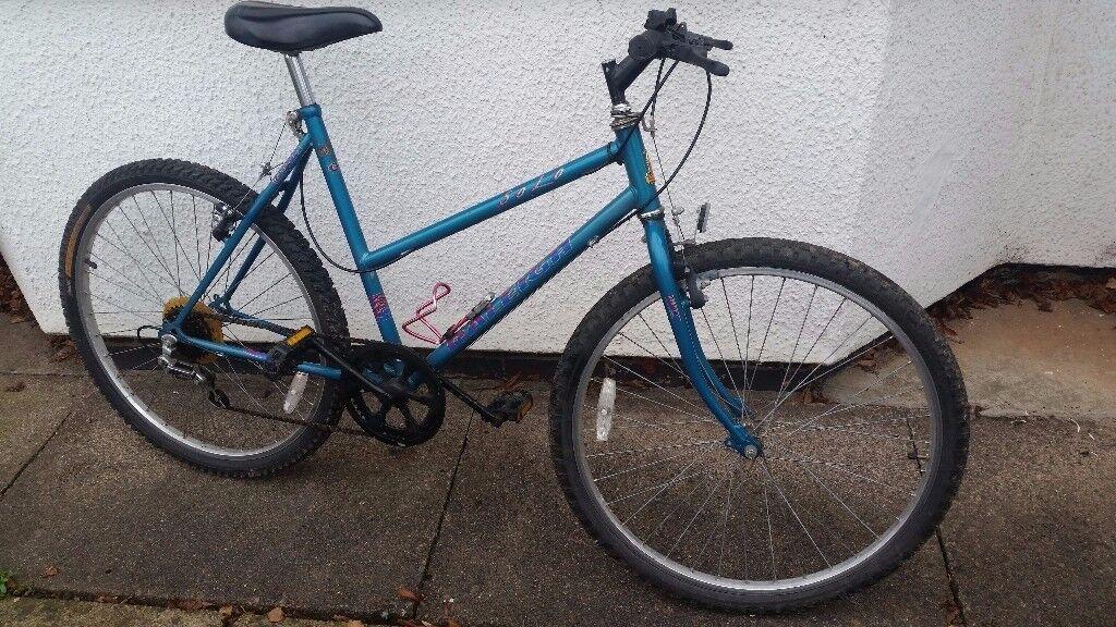 Raleigh Solo - Quality Handbuilt Ladies Mountain Bike