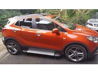 2014 14 Vauxhall Mokka SE VXD 1.7cdti 4x4 Start/Stop Remapped and Modified
