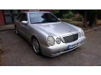 Mercedes E220 cdi avantgard 6 speed manual cheap tu run