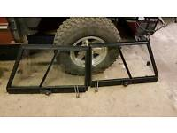 Land Rover Military/Wolf door tops for Defender or Series