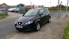 Seat Altea 1.6 Reference Sport 5dr MAIN DEALER SERVICE HISTORY