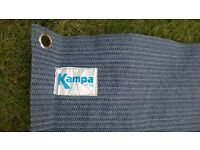 KAMPA Easy Tread Groundsheet, like new & used once. Bargain!