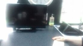 Tv dvd combo