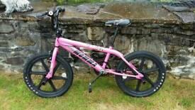 Bmx bike girls