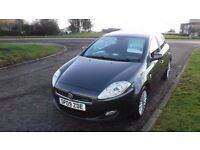 FIAT BRAVO ACTIVE M-JET DIESEL,2009,5Dr,Air Con,Electric Windows,Full Service History,Very Clean