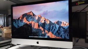 iMac 27 - i7 Intel - 32Gb RAM - 500Gb SSD Solid State - 4Gb nVidia GTX 780M Graphics - 1 Year Warranty