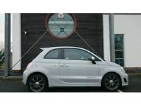 2014 Abarth 500 1.4 T-Jet 16v 3dr 135 bhp Only 15454 Miles and great Specification