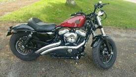 2016 Harley Davidson Sportster 48