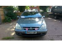 CITROEN C5 HDI SX ESTATE DIESEL 1997 CC. MANUAL GEAR
