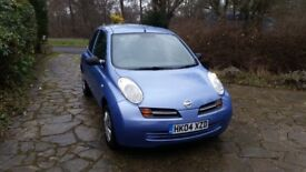 2004 Nissan Micra excellent condition!!!
