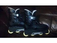 Inline skates size 6/7 rollerblades inlines roller blades