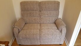 2 SEATER SOFA-RELAXATEEZE-2 seater sofa-not used in perfect condition.