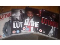 Luther - Complete Series 1 to 4