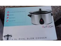Slow Cooker brand new in box