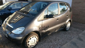 Mercedes A140 2002 Breaking for Spares (W168) - Low mileage - Most Parts Available